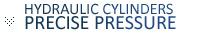 Hydraulic Cylinders: Precise Pressure